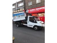 FORD TRANSIT TIPPER VERY LOW MILES