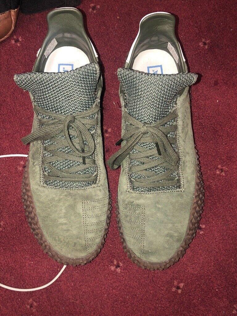 finest selection 53ee9 c03fc Adidas Kamanda 01 Shoes