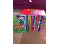 Horrid Henry Box set of books
