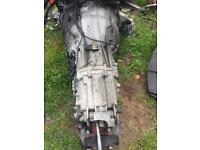 Bmw e90 320d 6 speed manual gearbox 2008