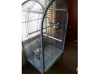 Large parrot cage good condition only selling due to size
