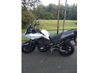 Kawasaki versys mint condition comes with all boxs