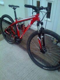 bike for sale - specalized hardrock 29er -- a cool bike! :]