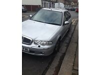 Rover 65 car good runner to good to scrap