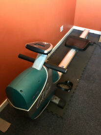 Good condition used Carl Lewis WaterRower machine for sale