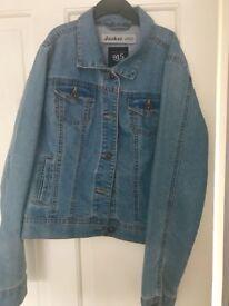 Denim jacket new Look 915
