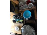 Full set of kitchen items - Accepting offers