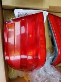 mercedes w210 rear lights