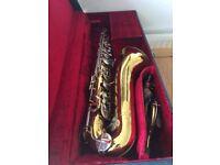 Selmer Bundy tenor saxaphone