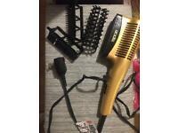 Brush/Comb Hair dryer (American)