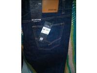 Firetrap Rom Jeans 34W Reg straight Half price