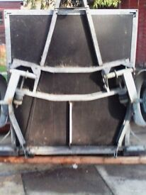 this is a stema trailer reasonable condition