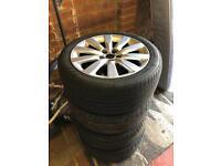 Audi A1 Alloy Wheels