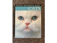 Pocket Reference Book of Cats.