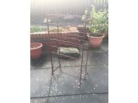 Genuine Vintage French Wine Rack from our house in France