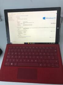 Surface pro 3 Intel i5-4300u 128gb