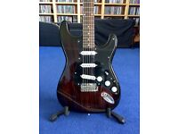 Harley Benton ST-70 Rosewood Deluxe Electric Guitar - Stratocaster Strat Style Guitar