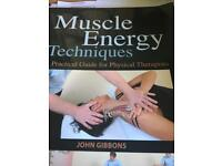 Muscle energy techniques book