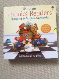 Usborne early readers