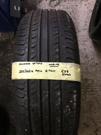 225/60/17 99H Hankook Optimo Tyre