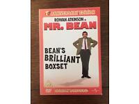 Mr. Bean Anniversary Boxset DVD