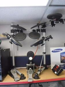 Yamaha Electronic Drum Set DTXplorerTP65SET. We buy and sell used goods. 114053