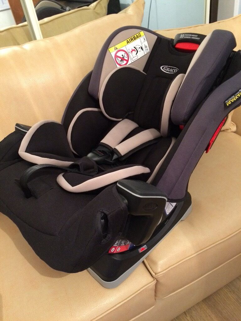 Graco Milestone Car Seat Birth To 12yrs Bought New Very Little Use Excellent Condition