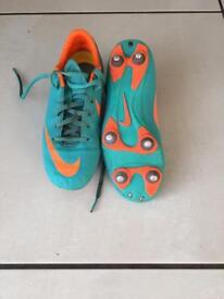 Nike boys football boots