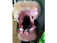 Katie piper butterfly travel system
