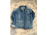 (New without tags) Fat Face Denim Jacket