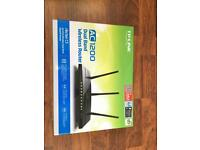 Tp link cable router for SALE!