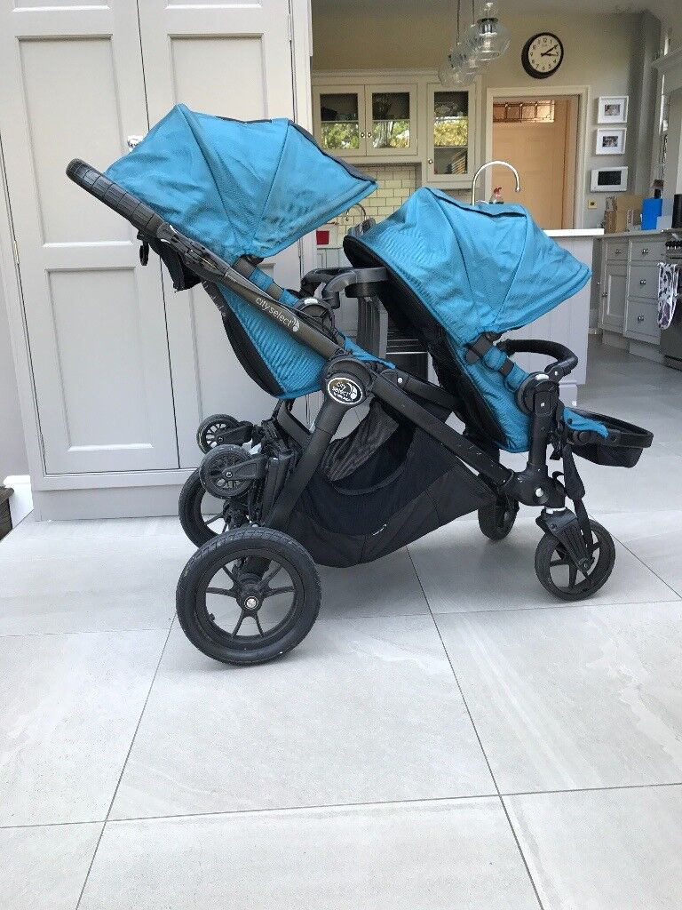 Baby Jogger City Select Double Stroller Plus Accessories In Clapham Common London Gumtree