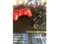 Playstation 3 console and 9 games