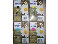 Epson Daisy 18 inkjet cartridges