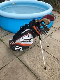 golf clubs Full set of ping i3 golf clubs