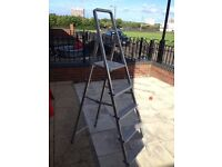 alloy ladders £10