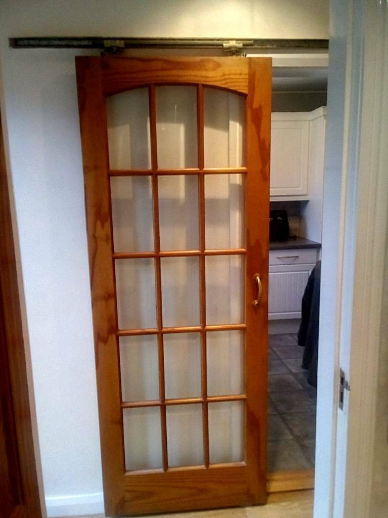 Door With Sliding Rail In Belfast City Centre Belfast Gumtree