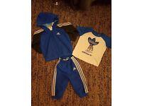 Bundle boys clothes age 6-12 months