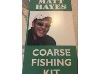 Matt Hayes coarse fishing kit boxed unused