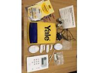 Yale HSA6400 wireless alarm.