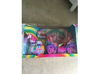 Barbie dreamtopia carriage brand new