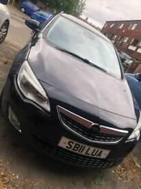 Vauxhall Astra car 1.6 SE automatic petrol