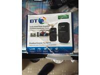 BT Flex 500 internet Adapters