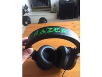 Razer Kraken 7.1 gaming headset headphones