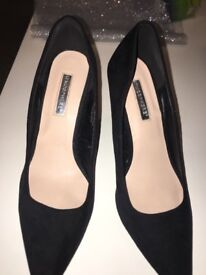High heels black good shape for £10
