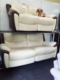 Lazy boy 3&2 recliner sofas set