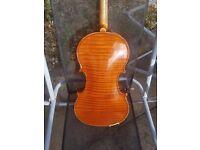 Old,Vintage Violin