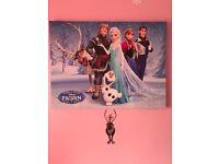 Disney frozen bedroom bundle