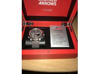 Royal Air Force Red Arrows watch for sale, make an offer
