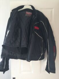 motorcycle jackets, gloves, track vest, aprilla, alpinestars